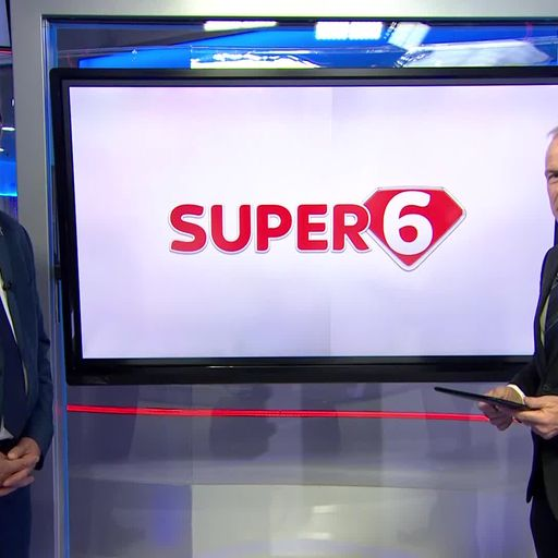 Tuesday's Super 6