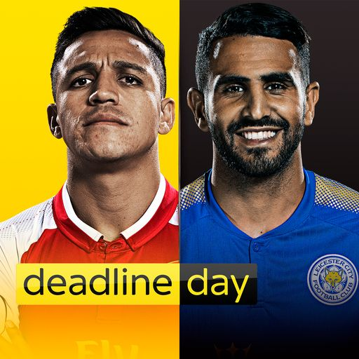 Deadline Day LIVE!