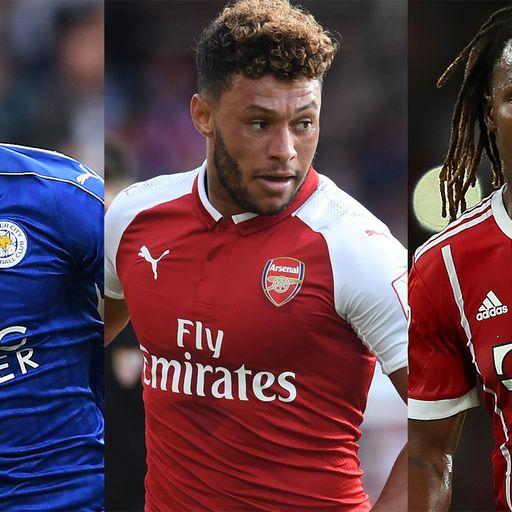 Chelsea's midfield options
