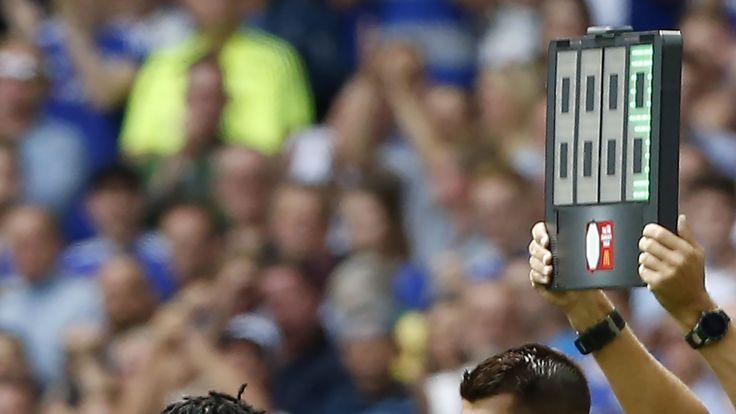 Alvaro Morata came on to replace Michy Batshuayi during Sunday's Community Shield