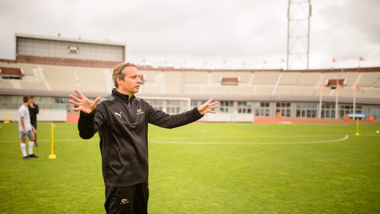Jongkind attempted to change the coaching emphasis at Ajax