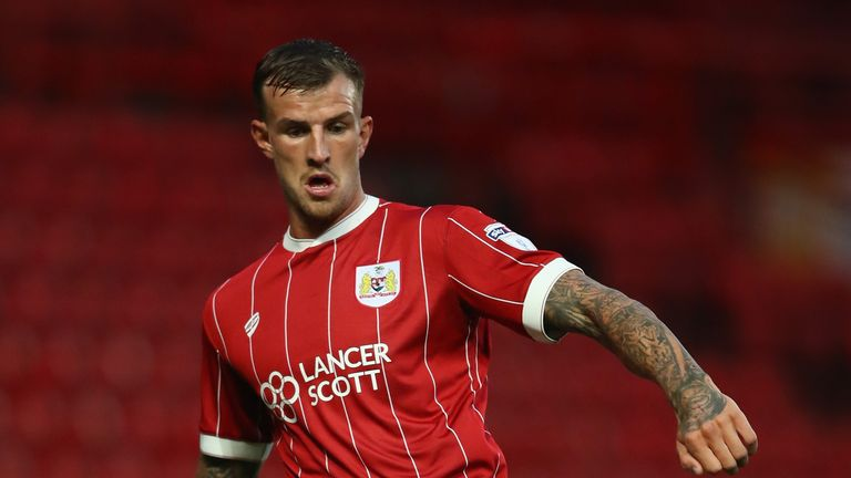 Aden Flint has been rated at £10m by Bristol City