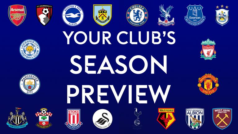 Premier League 17/18 season previews: Get all you need to ...