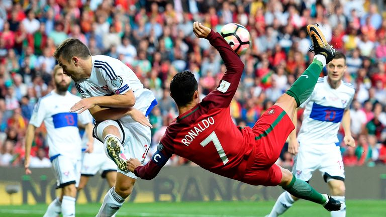 Portugal face a tough trip to Hungary on Sunday