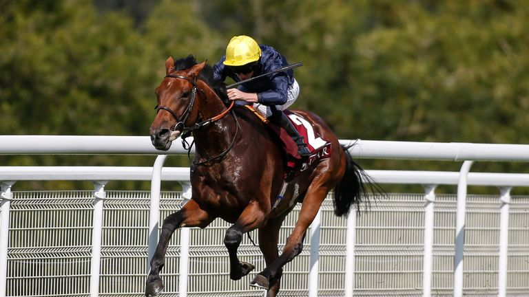 Crystal Ocean: Returns to action at Newbury