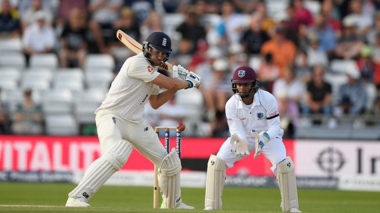 England's fight earns 'gold' lead in second Test, says ...