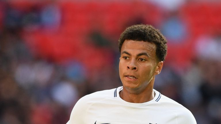 Dele Alli says there is no need to panic over Tottenham's Wembley form