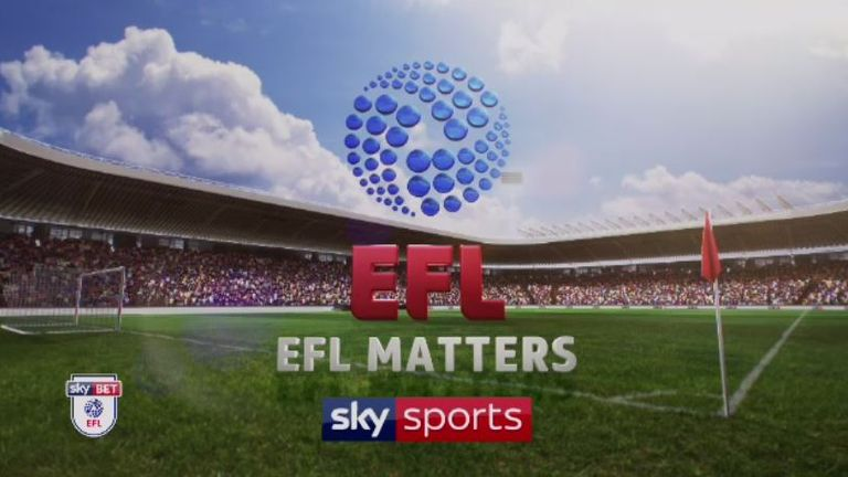 Don't miss EFL Matters on Sky Sports Football every Thursday at 8pm