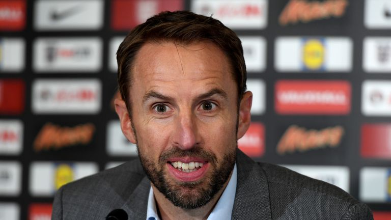 Gareth Southgate will be aiming to steer England to the verge of finals