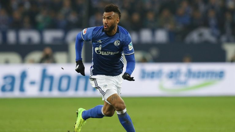 Eric Maxim Choupo-Moting is set to join Stoke