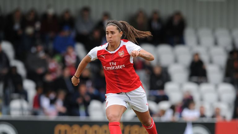Fara Williams has left Arsenal to join Reading