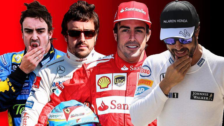 Fernando Alonso's career choices