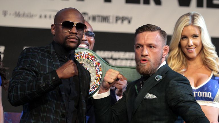 Floyd Mayweather says Newcastle are an 'unbelievable team'