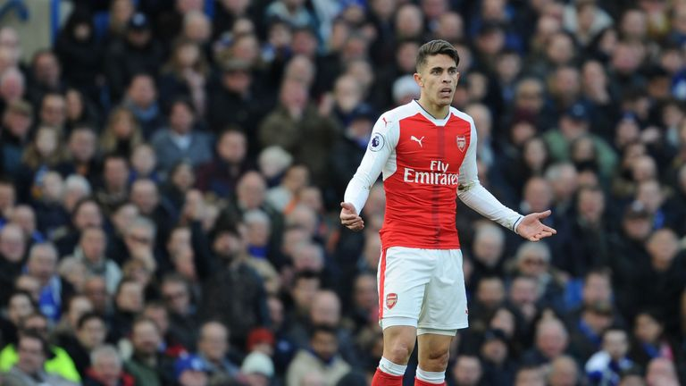 Gabriel will hope to become a regular at Valencia following his move to the Mestalla from Arsenal