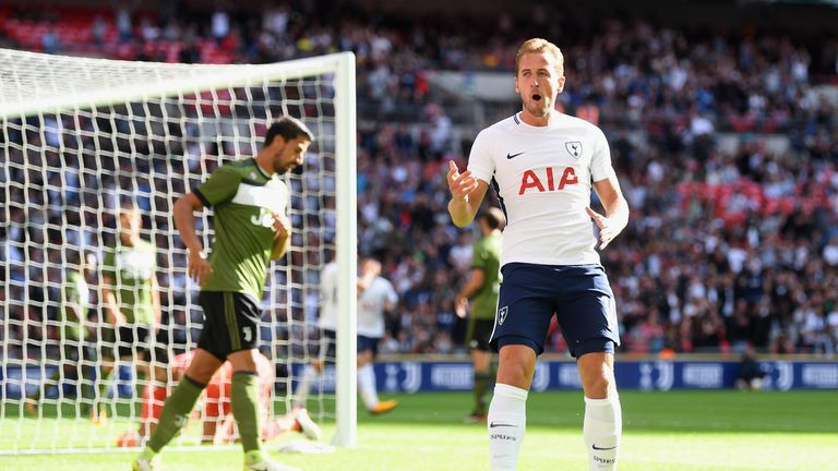 Redknapp believes the likes of Harry Kane and Dele Alli make it difficult for Tottenham to attract players