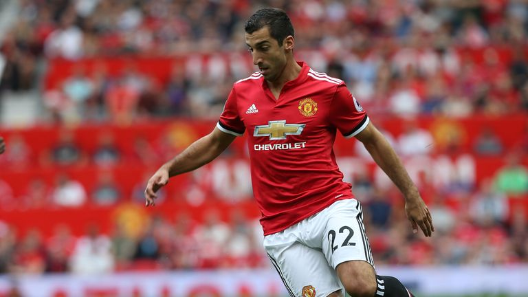 Henrikh Mkhitaryan has joined Arsenal