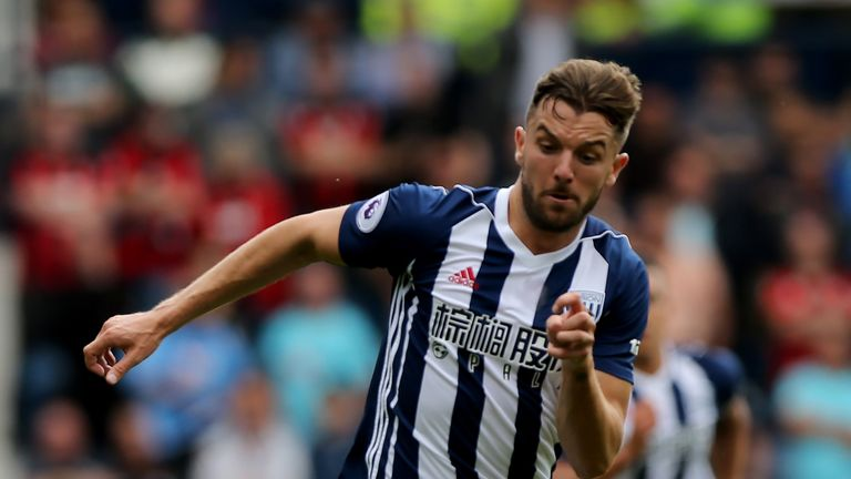 Jay Rodriguez joined West Brom from Southampton