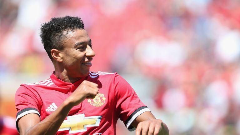 Jesse Lingard has also been omitted by England boss Gareth Southgate