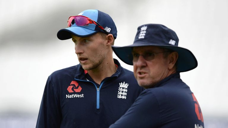 Trevor Bayliss admits he still has concerns over England's top order despite the recent series win over South Africa