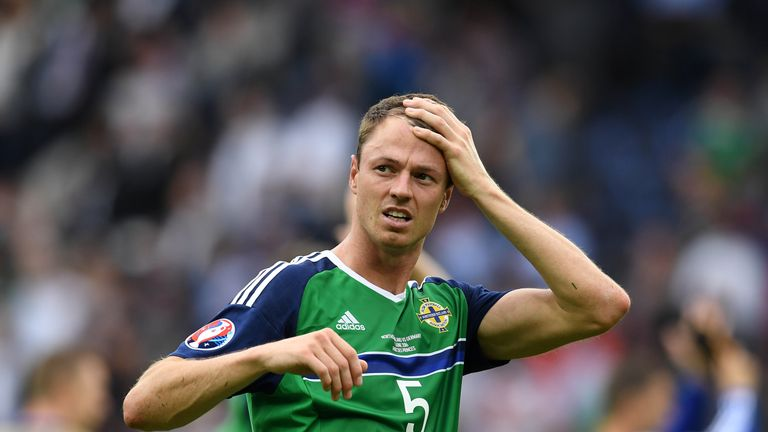 Jonny Evans looks like he will be staying at the Hawthorns