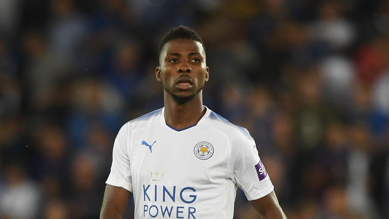 Leicester paid £25m to sign Kelechi Iheanacho from Manchester City
