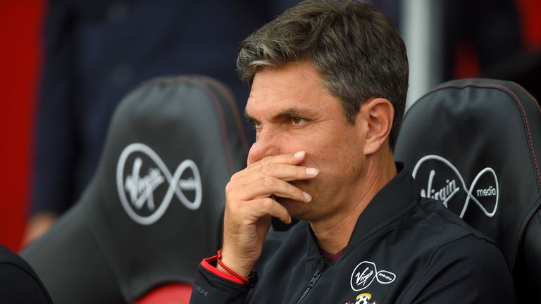 Pellegrino replaced Claude Puel in June, who was sacked despite achieving an eighth-place finish in the Premier League and reaching the EFL Cup final