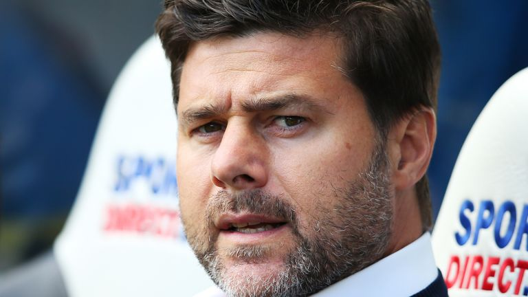 Mauricio Pochettino will be looking to get off to a winning start at Wembley