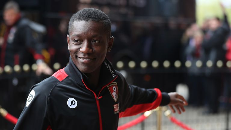 Max Gradel has joined Toulouse on a season-long loan from Bournemouth