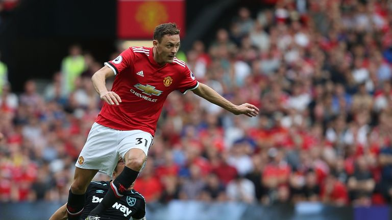 Matic has impressed for United since joining from Chelsea