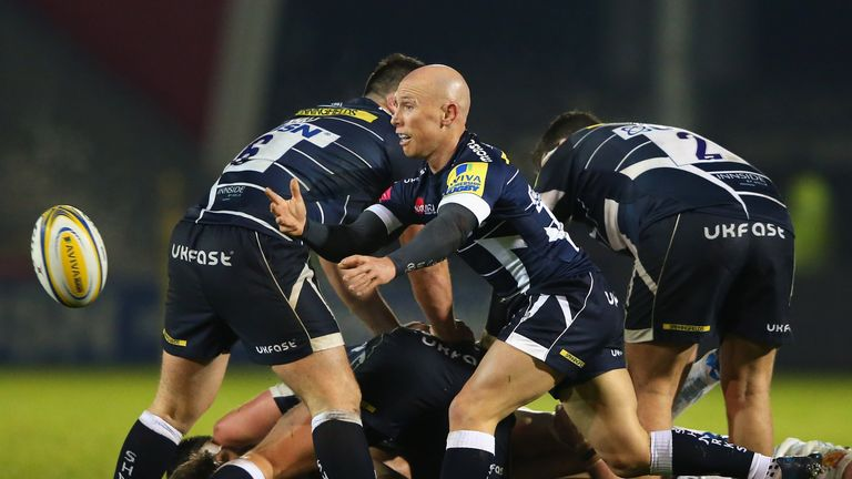 Peter Stringer joins up with Worcester for the new season providing cover for Francois Hougaard
