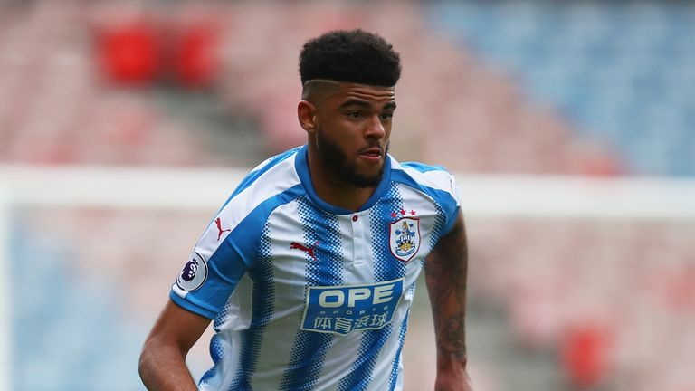 Philip Billing has signed fresh terms with Huddersfield