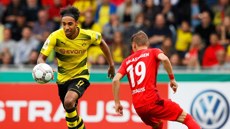 Pierre-Emerick Aubameyang has been left out of Borussia Dortmund's last two matches