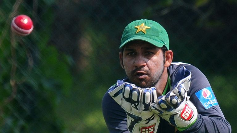 Sarfaraz Ahmed is looking to learn and improve in county cricket