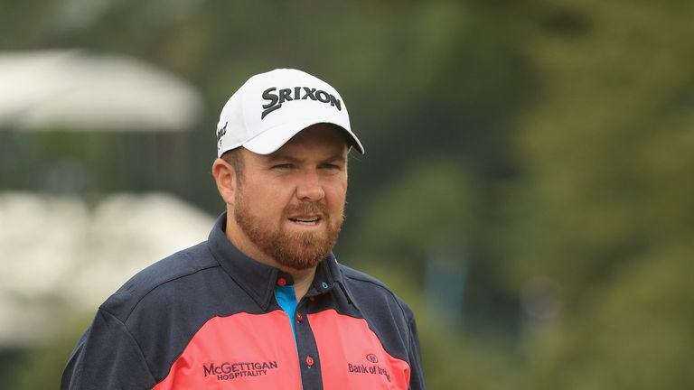 Lowry's only top-10 of the season came at the BMW PGA at Wentworth