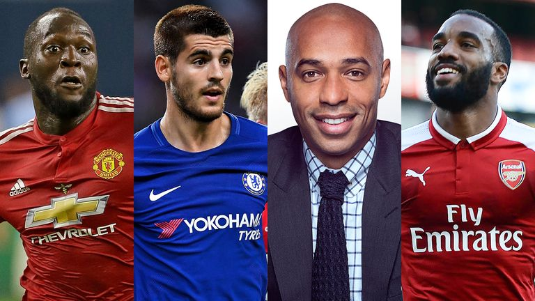 Thierry Henry on the big Premier League striker moves of the summer