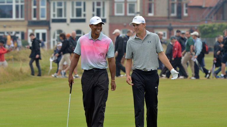 Can Woods ever get back to his best and compete with the likes of Jordan Spieth?