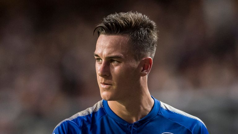Tom Lawrence has not yet made a Premier League start for Leicester