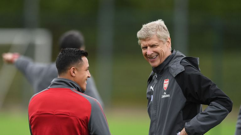 Alexis Sanchez is a 'winner', says Arsene Wenger