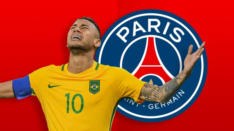 705ca1293be Neymar to PSG: World record transfers as £198m move edges closer ...