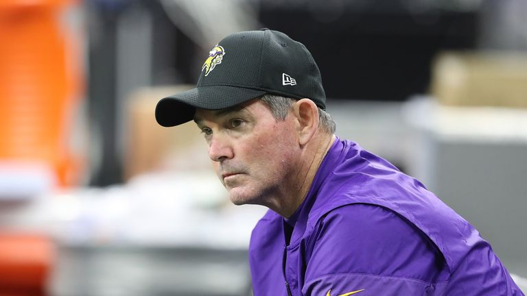 Mike Zimmer hopes Minnesota can repeat their Week One win over the Saints