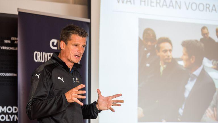 Jonk is now part of Team Jonk football development since leaving Ajax