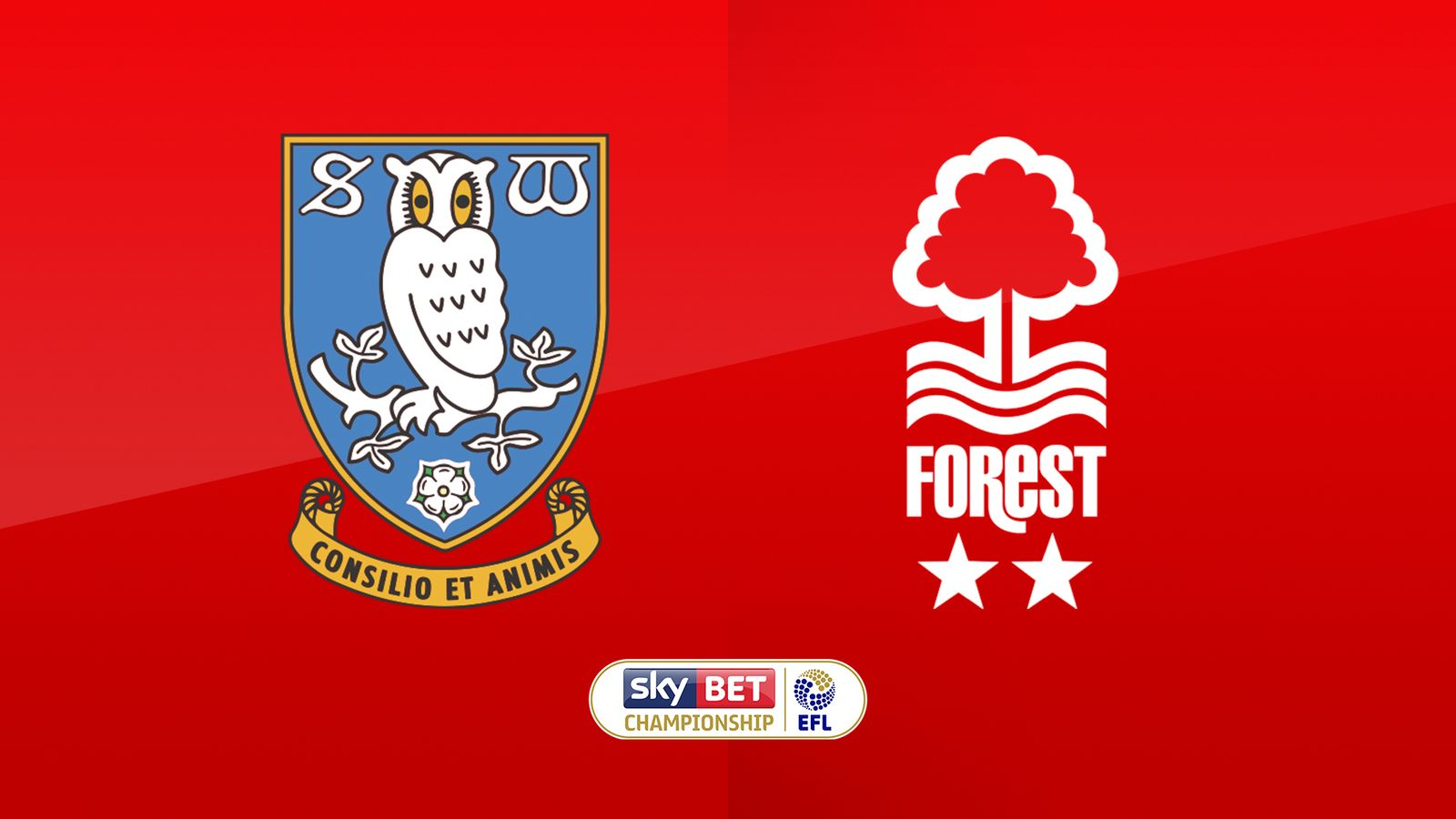 Match Preview - Sheff Wed vs N Forest | 09 Sep 2017