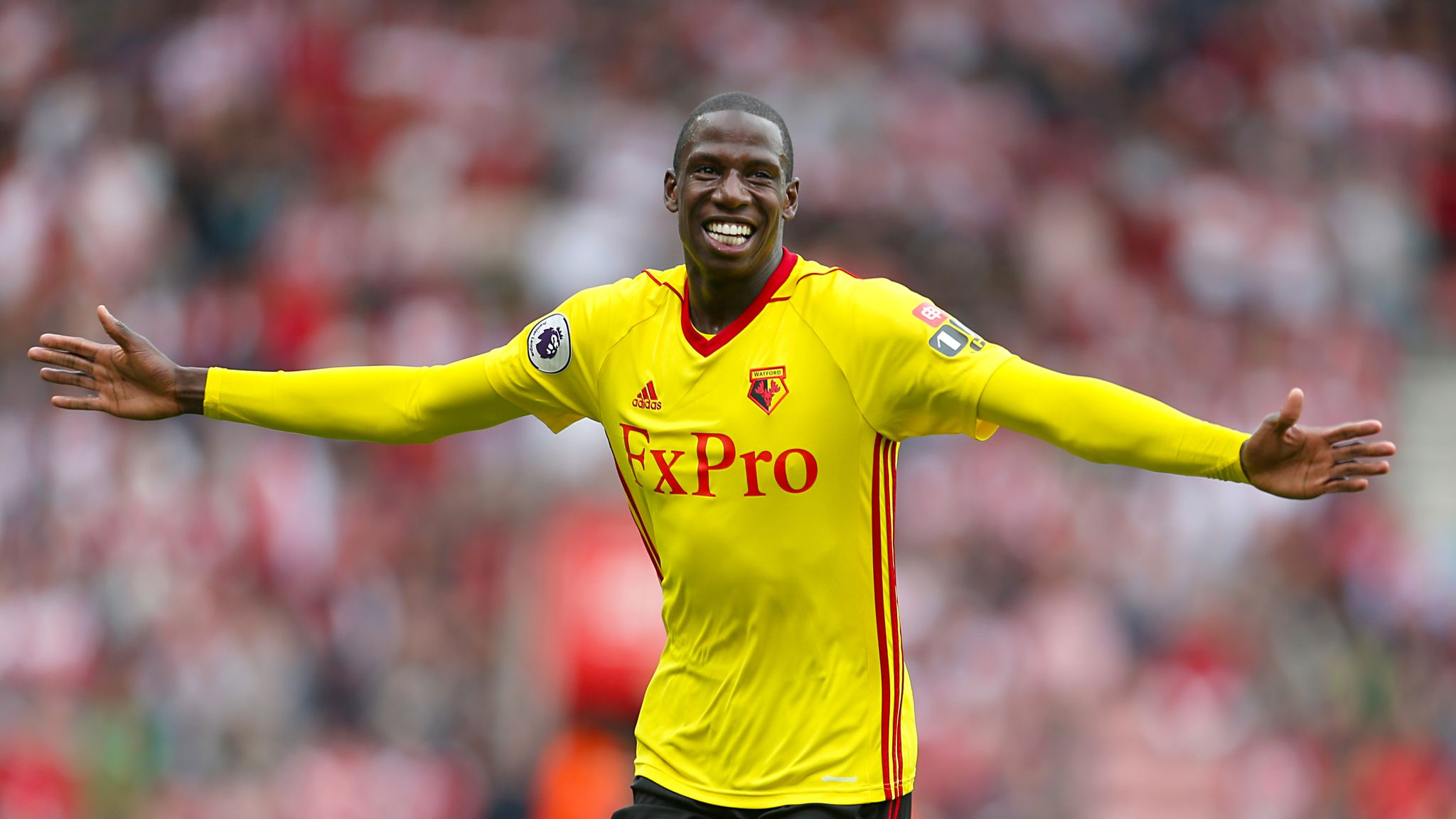 Image result for doucoure