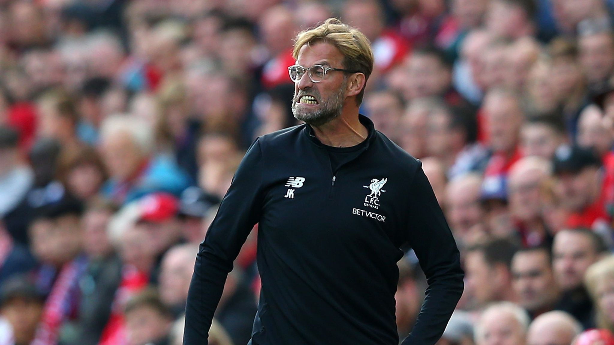 Image result for klopp mad