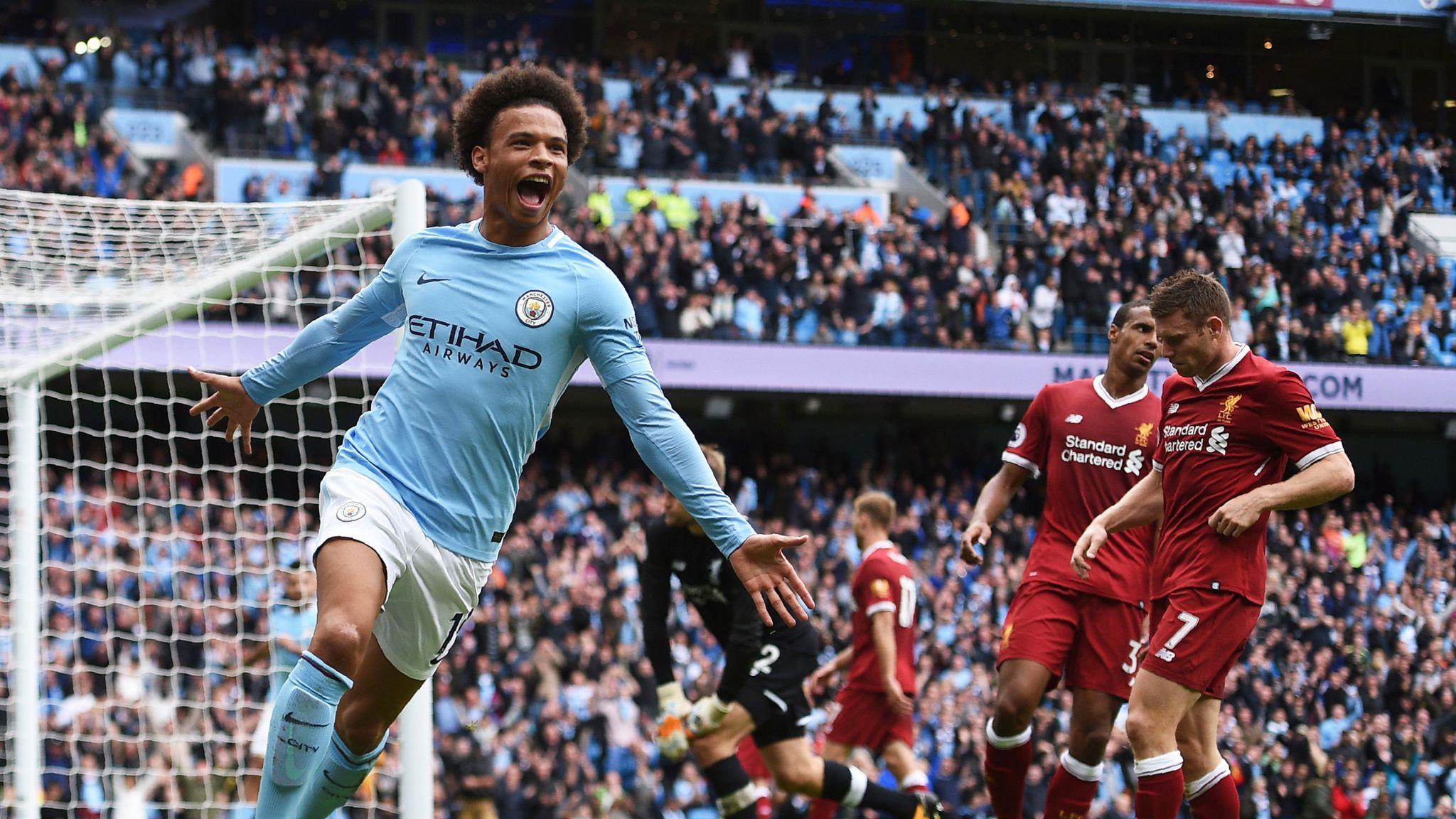 Manchester City 5-0 Liverpool: Jurgen Klopp's side suffer after Sadio  Mane's red card   Football News