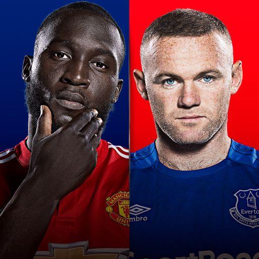 Sky Live: Man Utd v Everton