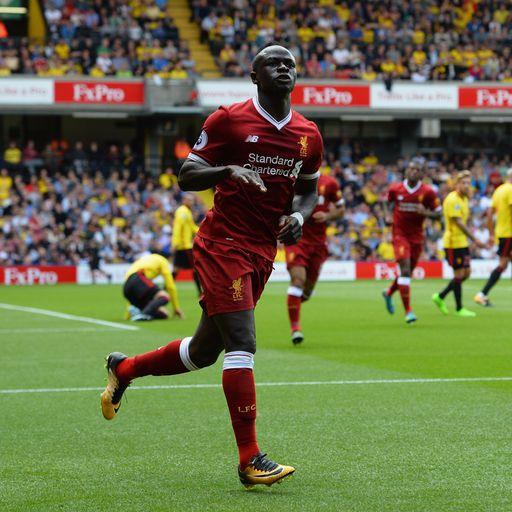 Mane could face West Ham