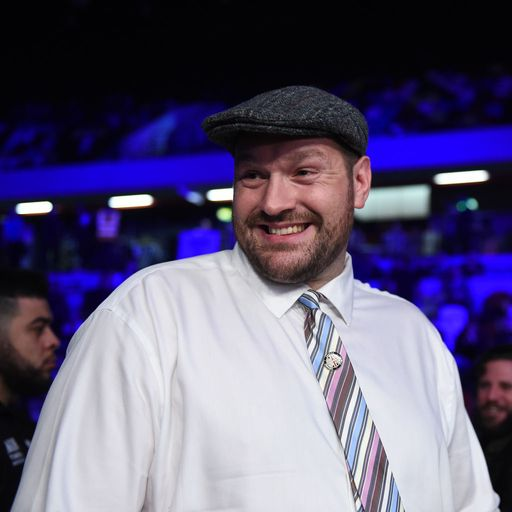 Fury: Joshua fight would be easy