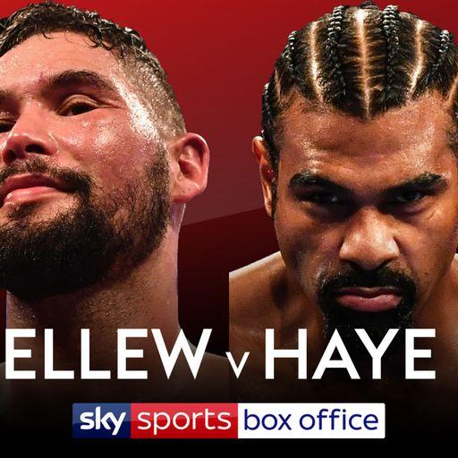 Bellew vs Haye II on Box Office