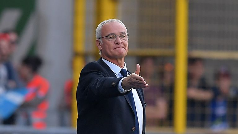 Ex-Leicester boss Claudio Ranieri has led Nantes to fifth in Ligue 1